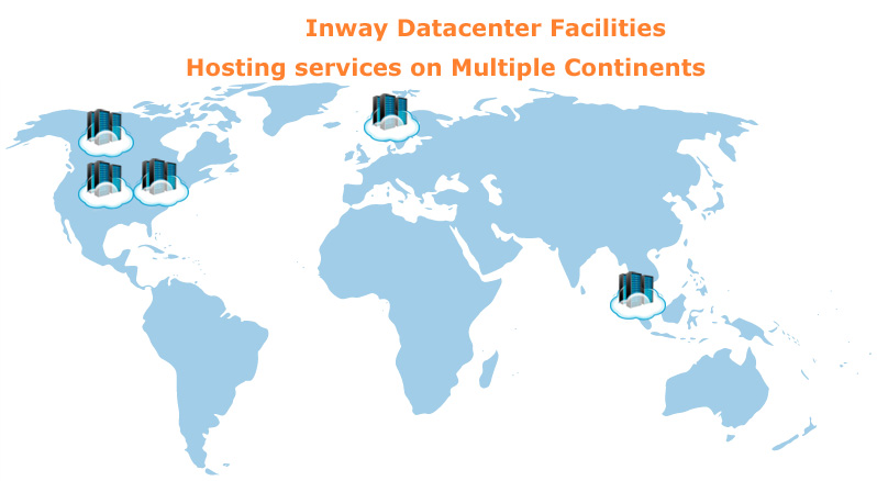 Inway Datacenter Location